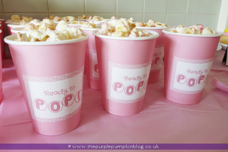 Ready To Pop Popcorn Cups