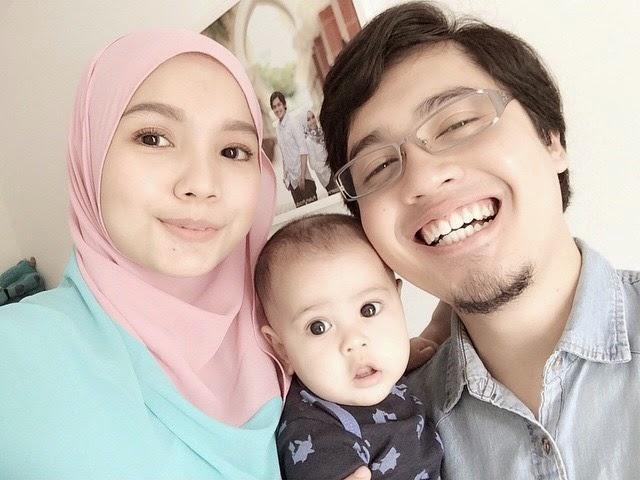 Yuyu Zulaikha Nafi Mengandung Anak Kedua