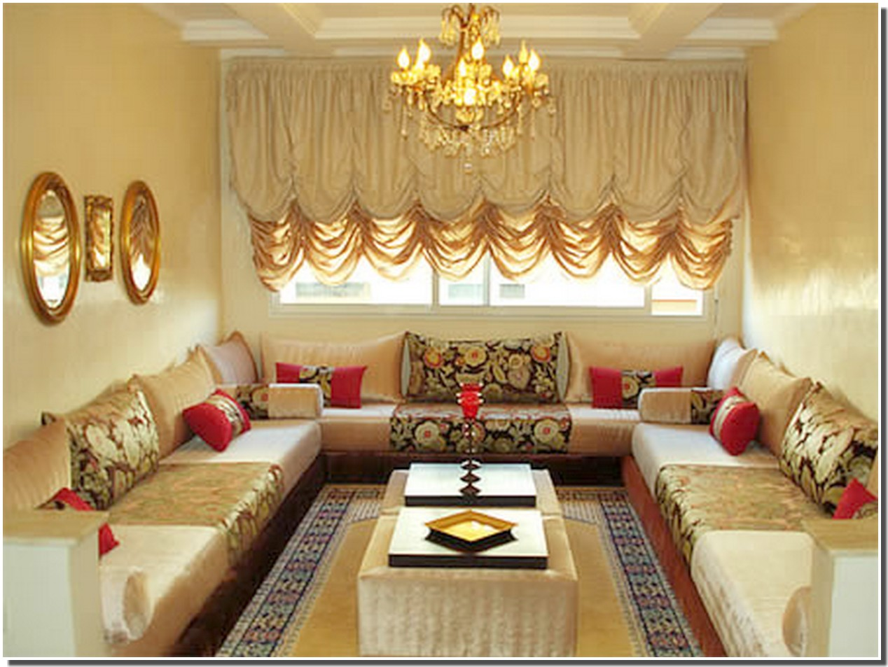 Nassima Home: Salon turc