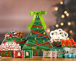 Win a Tower of Sweets in our Christmas Contest