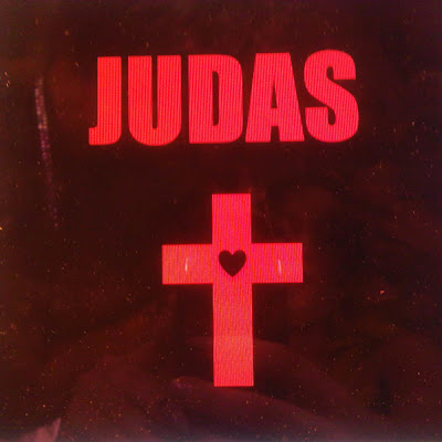 lady gaga judas cover art. Lady+gaga+judas+single+