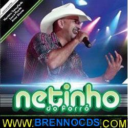 Netinho do Forró - Cd 2013