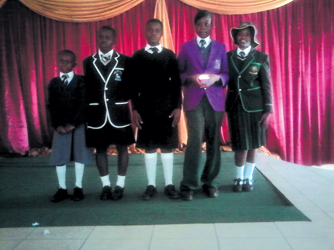 Masvingo schools elect junior mps the mirror hear and for Mirror zimbabwe