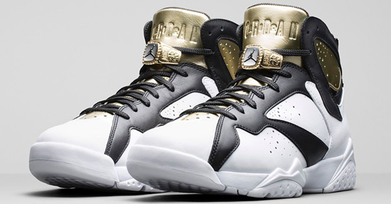 on sale e5a53 cafef ... new arrivals ajordanxi your 1 source for sneaker release dates air  jordan 7 retro cc champagne