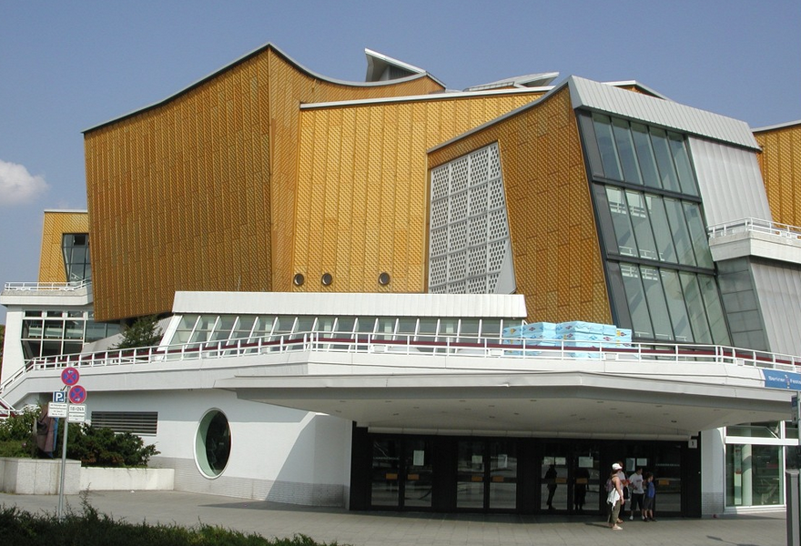 Contemporary European Architecture The Kulturforum