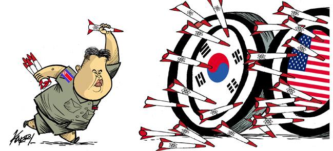how to draw kim jong un cartoon