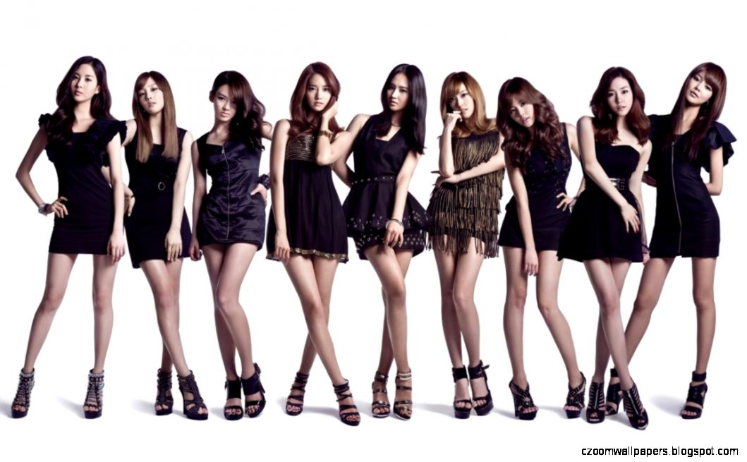 Korean – Girls Generation SNSD widescreen wallpaper  Wide