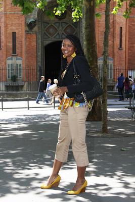Aïssata de TiMod'Elle par Afrosomething