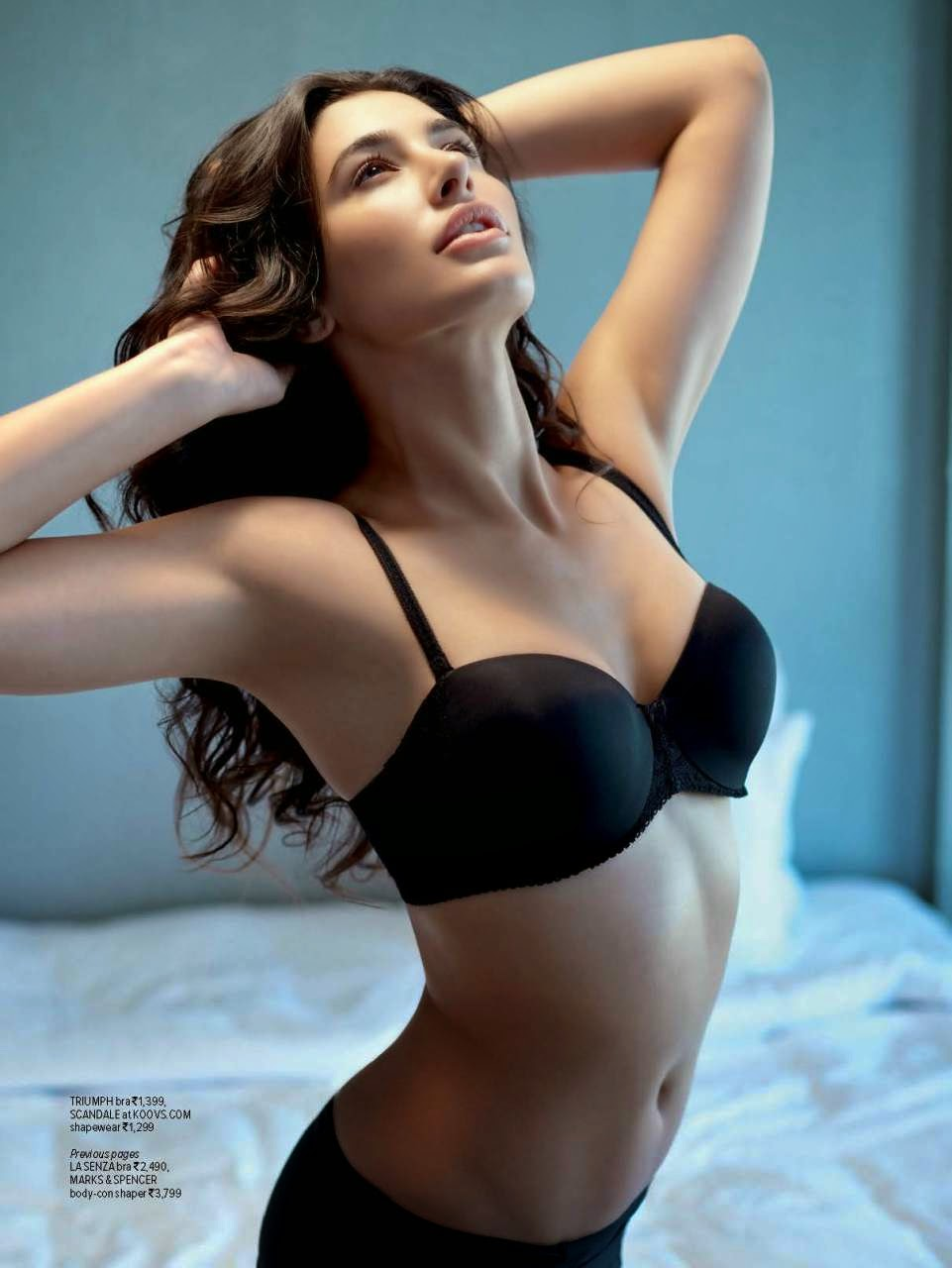 Nargis Fakhri Spicy Photoshoot For Maxim India Magazine September 2014
