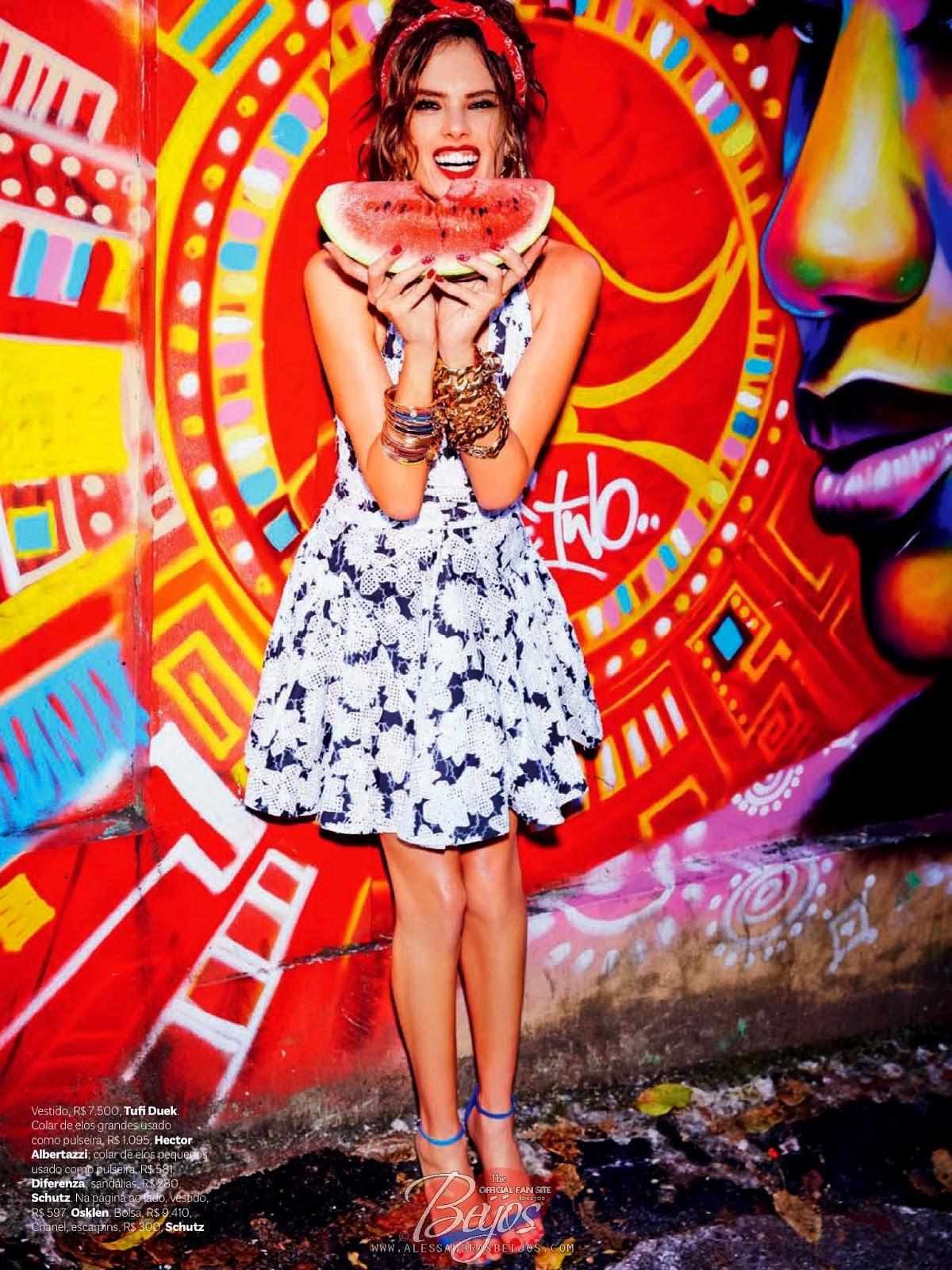 Vogue Brazil Vogue Brazil Editorial