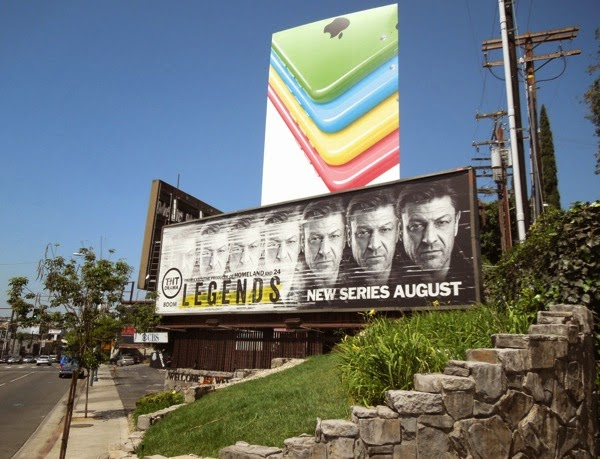 Legends season 1 billboard