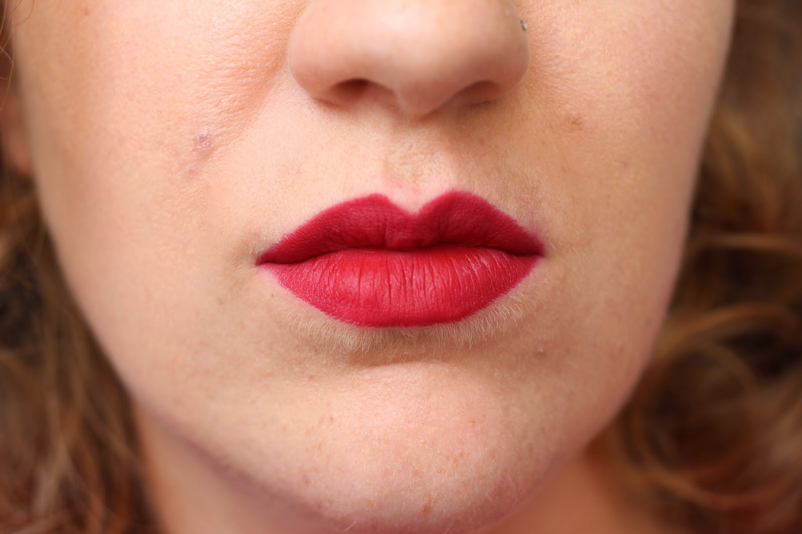 Nars Velvet Matte Lip Pencil Swatch Cruella
