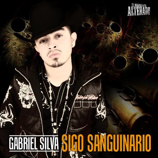 Gabriel Silva- Sigo Sanguinario (CD 2011) (Calidad iTunes)