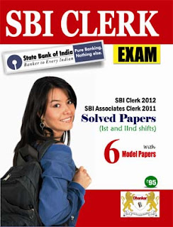 Best books for sbi clerk exam 2013