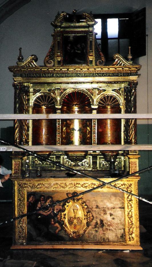 Talla madera - Carpinteria santa clara ...