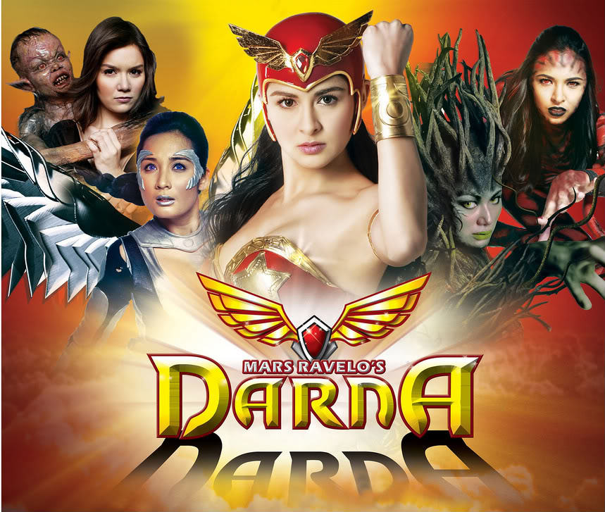DARNA 2009 TV SERIES GUIDE