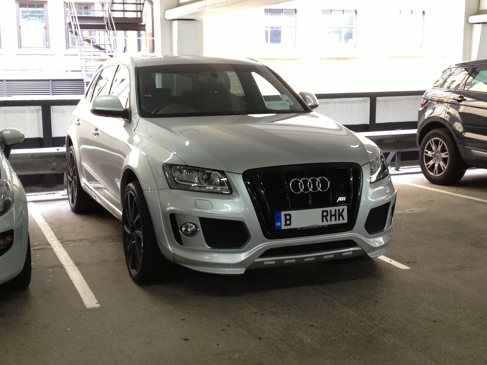 Dream Car Spotter Audi Q5 Abt