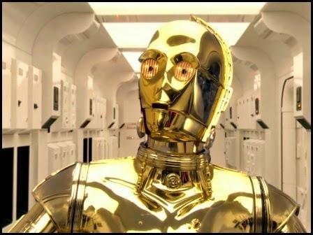 """C-3PO en """"La venganza de los Sith"""" (2005)"""