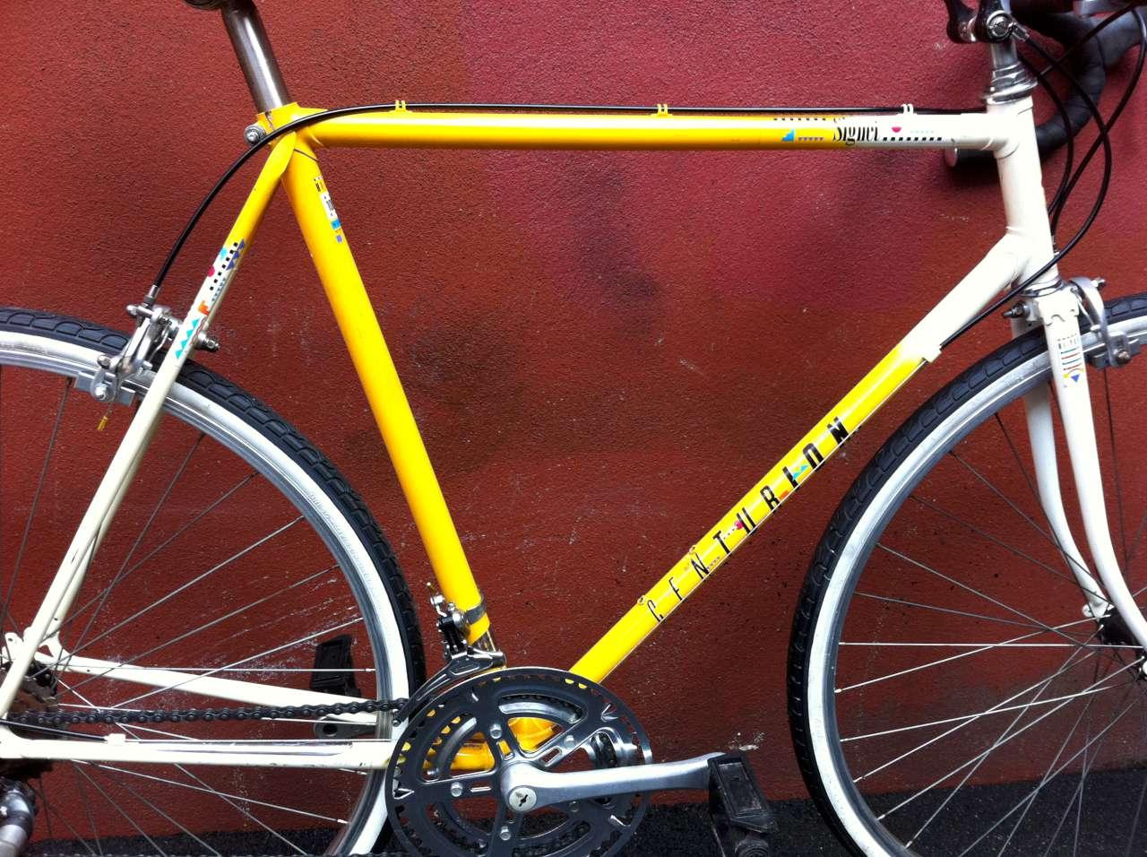 bike boom refurbished bikes late 80 39 s centurion signet. Black Bedroom Furniture Sets. Home Design Ideas
