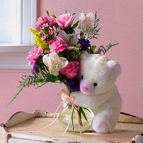 Цветы с днем рождения племяннице