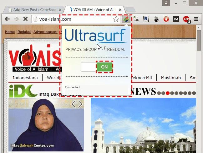 Cara Buka Situs yang di Blokir ISP Kemenkominfo