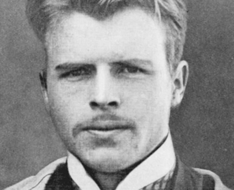 Hermann Rorschach Wants To Know What Do You See