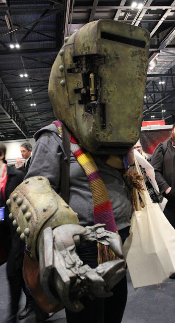 Doctor Who Festival 2015 - Mire costume