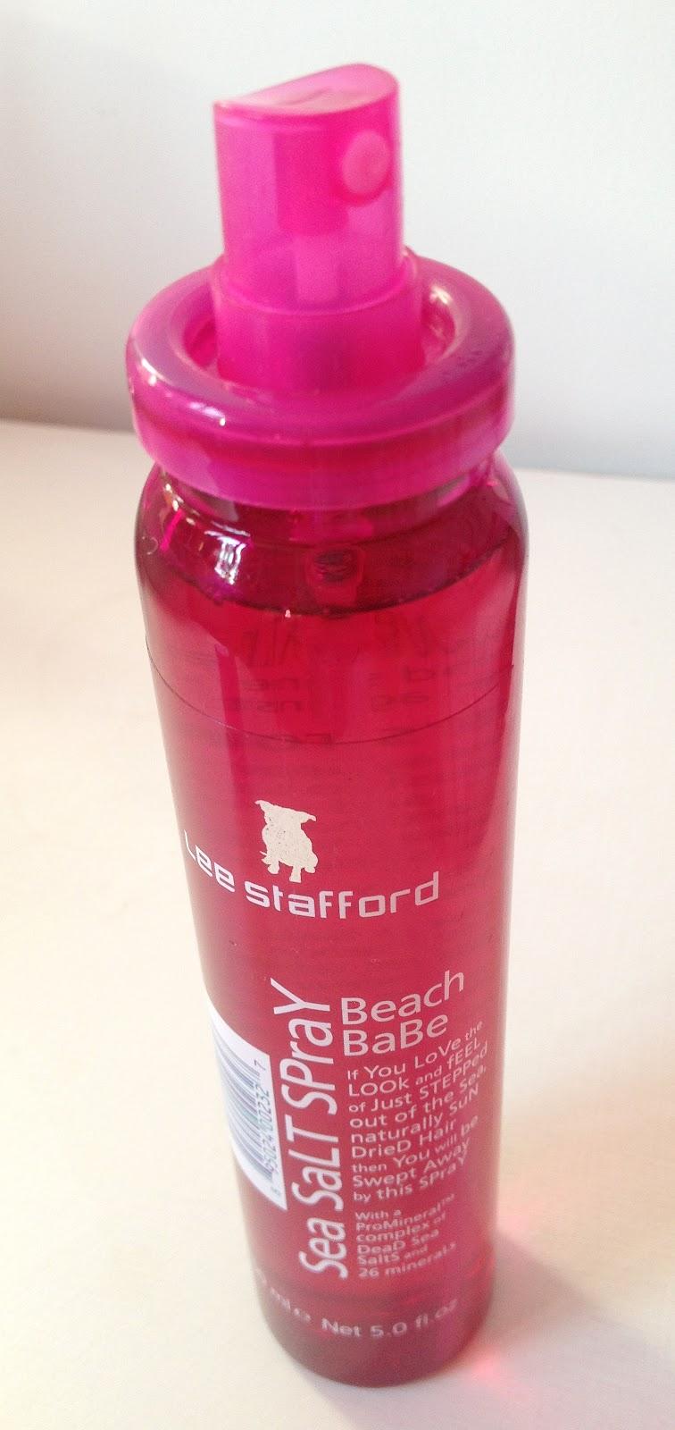 Yeard Challenge: Sea Salt Spray for beards review - YouTube