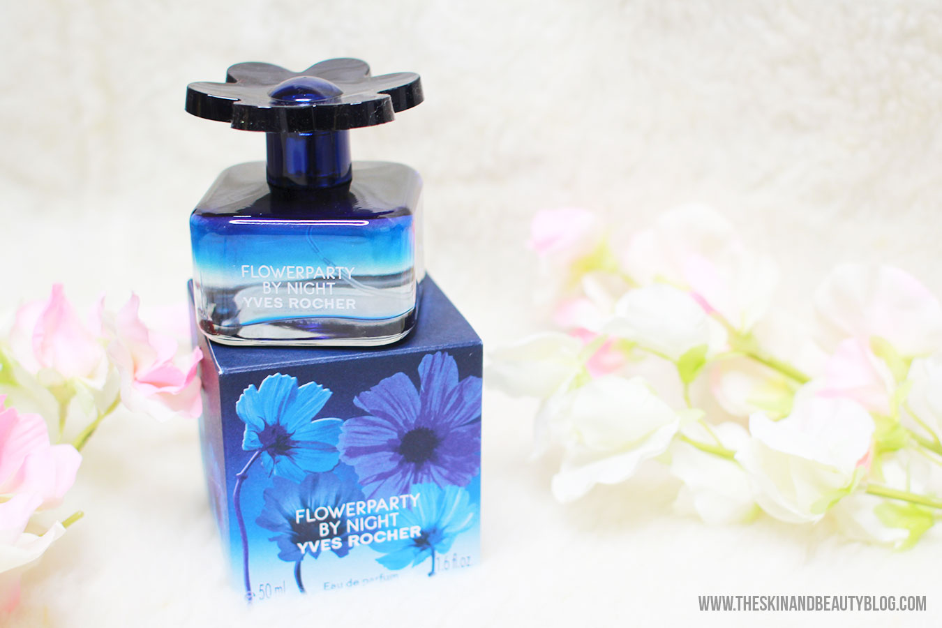 Yves Rocher Flowerparty By Night Eau de Parfum Review