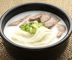 resep Seolleongtang (설렁탕)