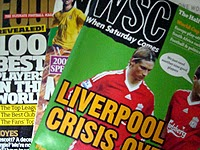 World Soccer News 19/09/2007.