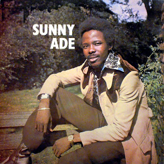 Sunny Adé & his African Beats -Sunny Special, Sunny Alade Records 1974