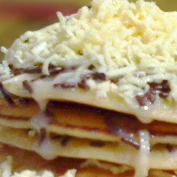 Resep Pancake Keju Sederhana