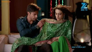 Qubool Hai 23rd January 2013 Written Episode