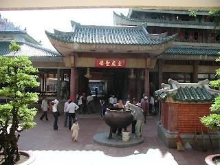 Fete du temple de Ba Chua Xu