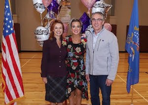 2019 North Dakota Teacher of the Year