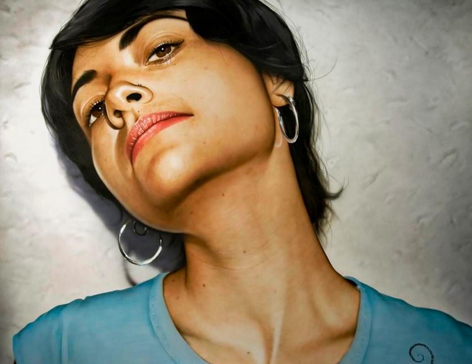 retratos-de-mujeres-en-acrilico