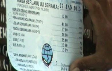 Jasa Perpanjang KIR Mobil Wilayah Jakarta