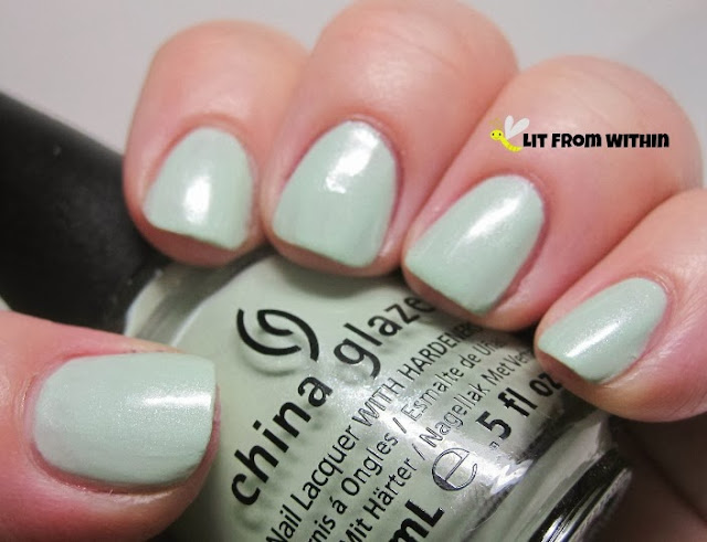 China Glaze Keep Calm..Paint On