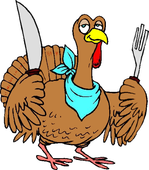 Free Animated Clip Art Thanksgiving Turkey
