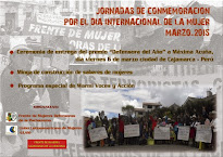 8 de marzo Día Internacional de la Mujer Trabajadora y Luchadora