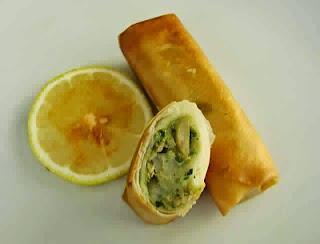 Recette du brick au thon sans œufs