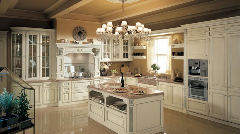 My world la cucina che vorrei - Cucina di lusso ...