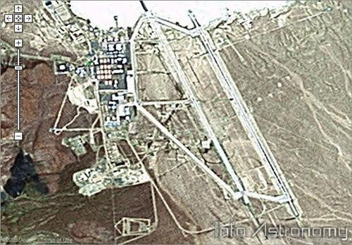 Inilah Fakta Area 51 yang Dibeberkan CIA