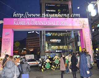 South Korea Grand Sale