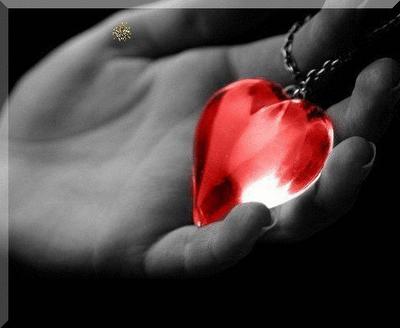 Une belle lettre d'amour à mon cœur