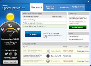 speedupmypc 2012 imagen