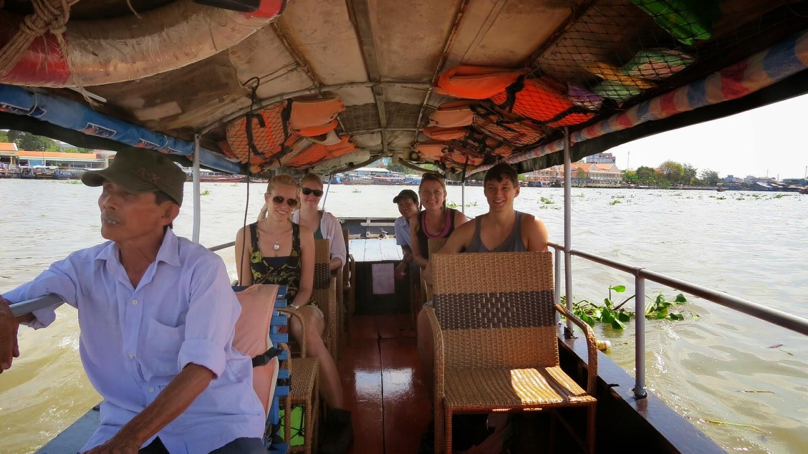Biking Mekong Delta 1