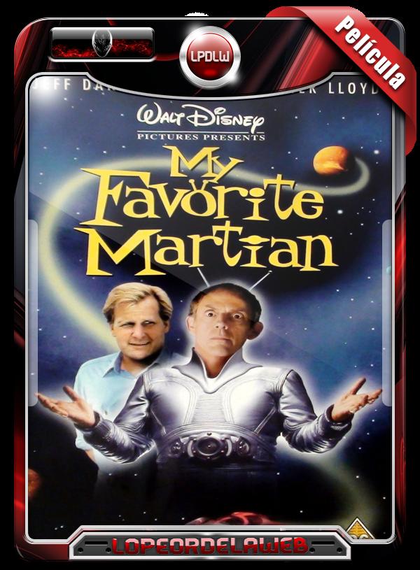 Mi Marciano Favorito (1999) [Comedia] 720p Dual Mega