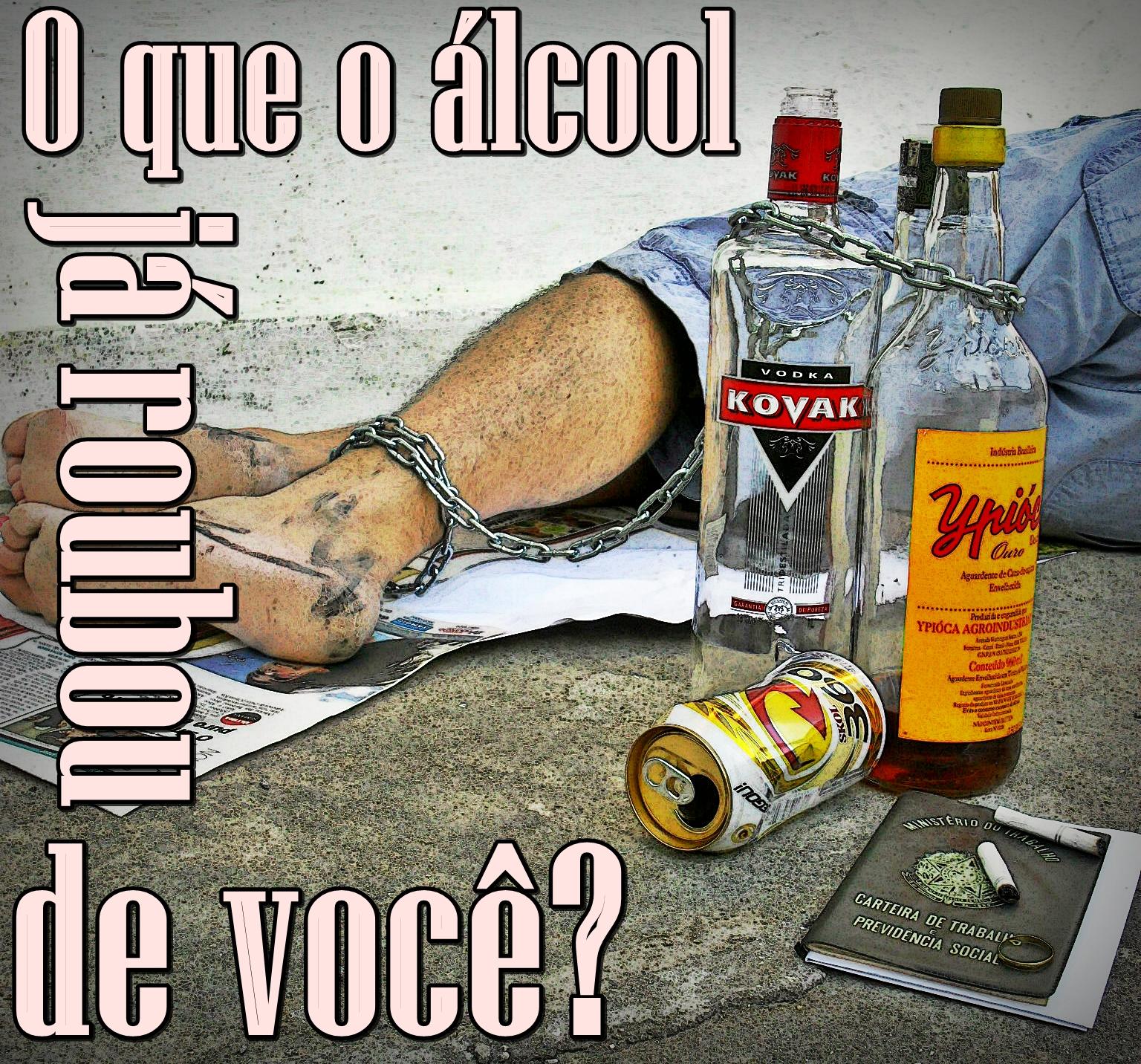 Igreja Virtual A Destruição Causada Pelo álcool Algumas Imagens